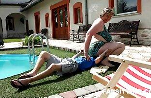 Bart Ich mache geile reife deutsche weiber eine Massage auf seine Schwester, und nahm seinen Hut