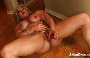 Leidenschaft anal Blondine sex reife damen